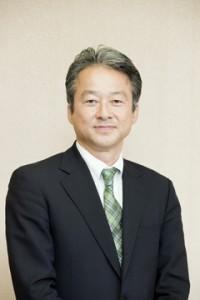 不動産学研究科長 中城康彦教授